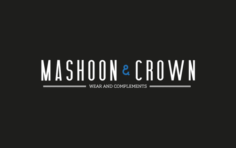 Mashoon & Crown Identity 3