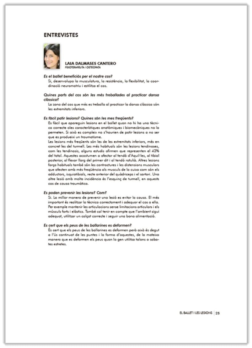 Maquetación de dossier académico 10