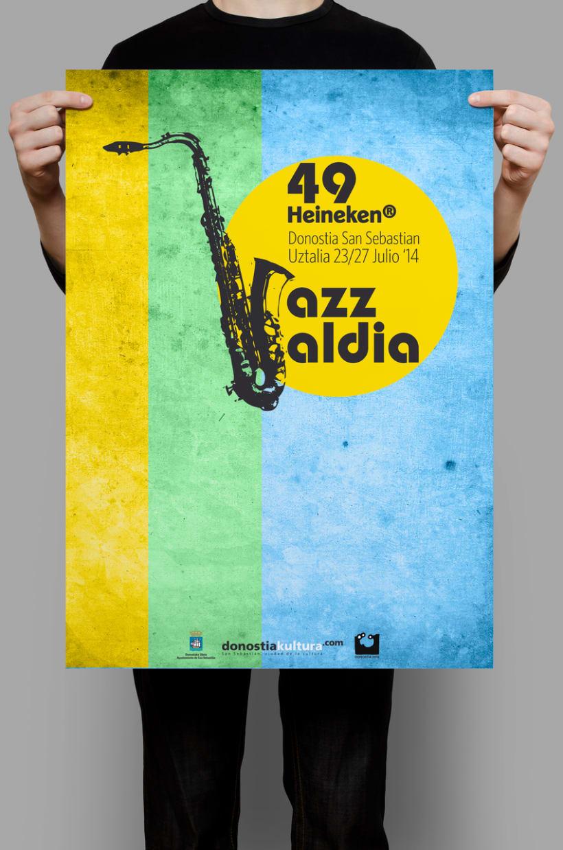 Cartel Jazzaldia 1