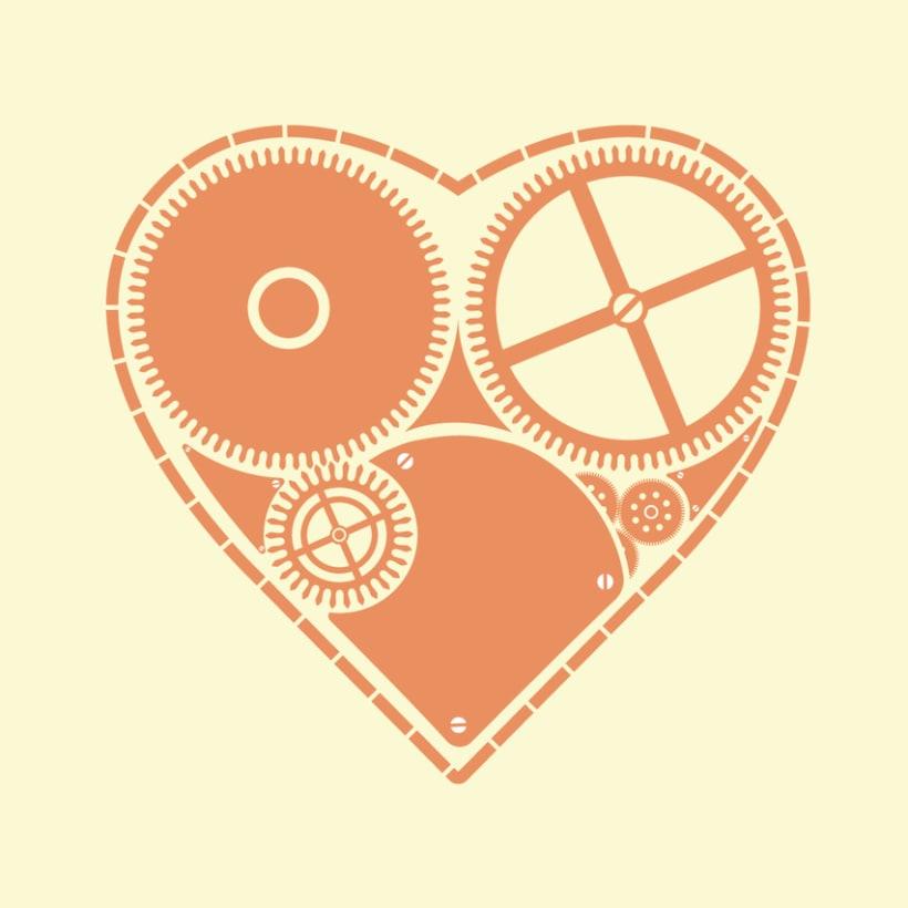 Mechanism of Love // Mecanismo del Amor 1