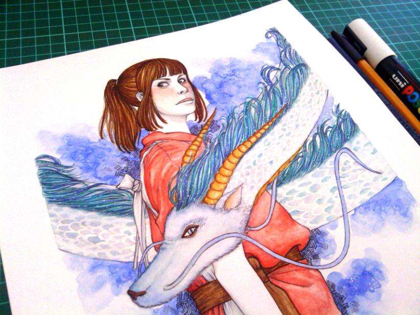 Spirited Away - El viaje de Chihiro 6