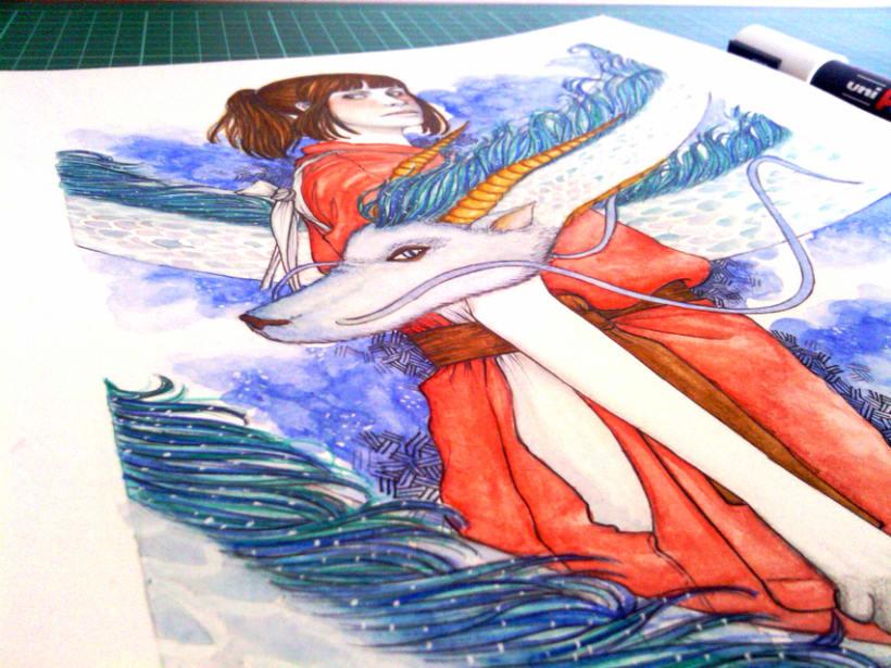 Spirited Away - El viaje de Chihiro 7
