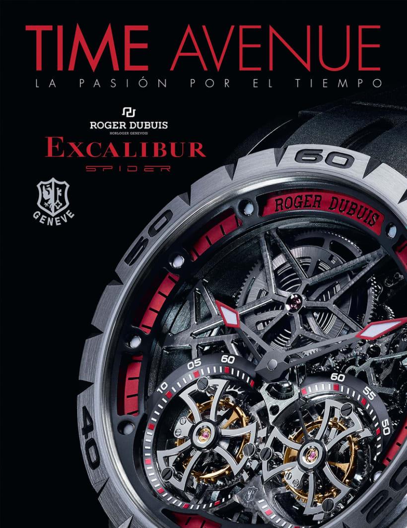 Revista Time Avenue -1