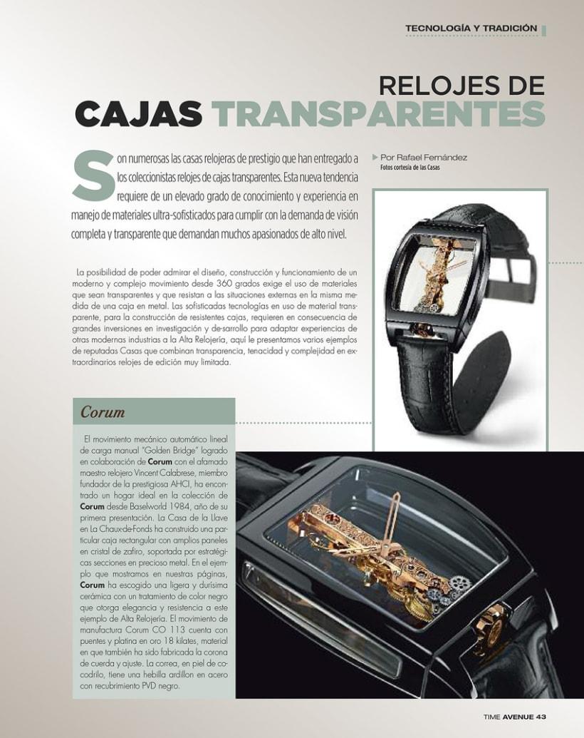 Revista Time Avenue 3
