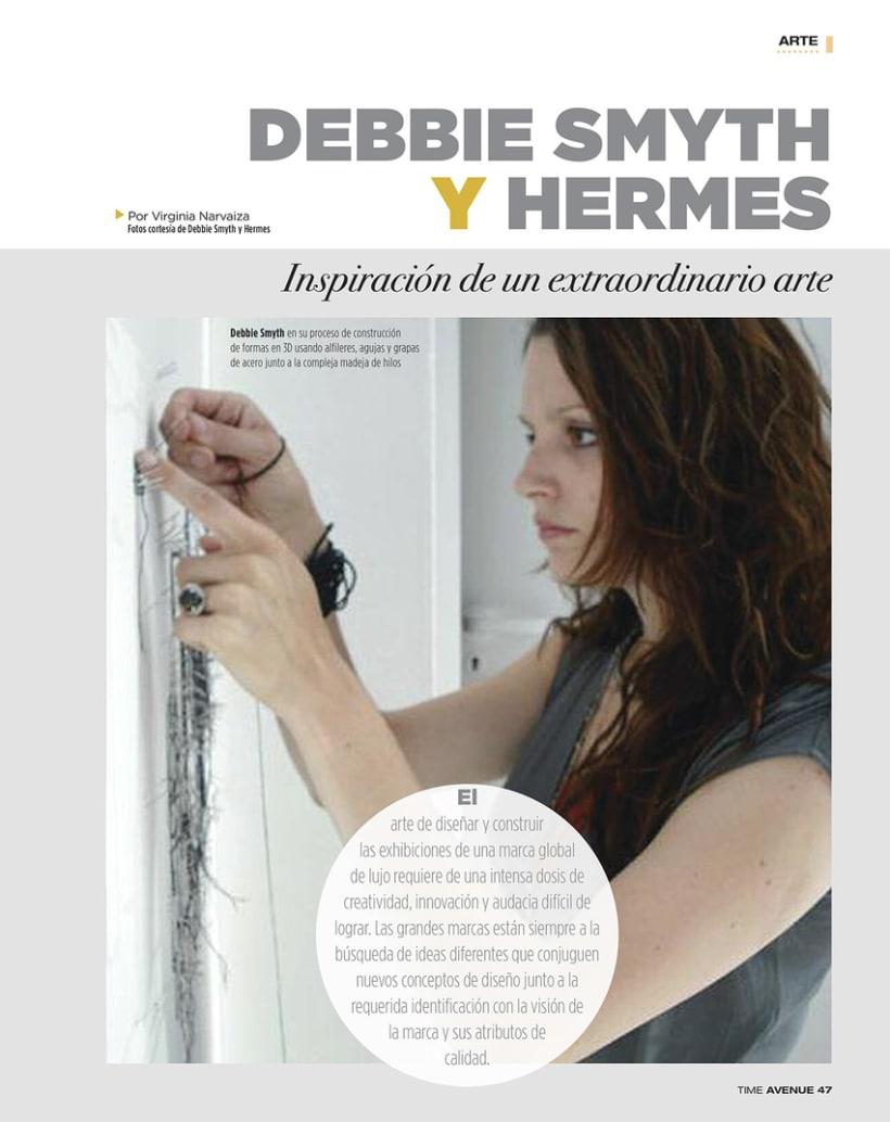 Revista Time Avenue 4