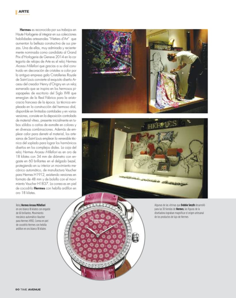 Revista Time Avenue 7