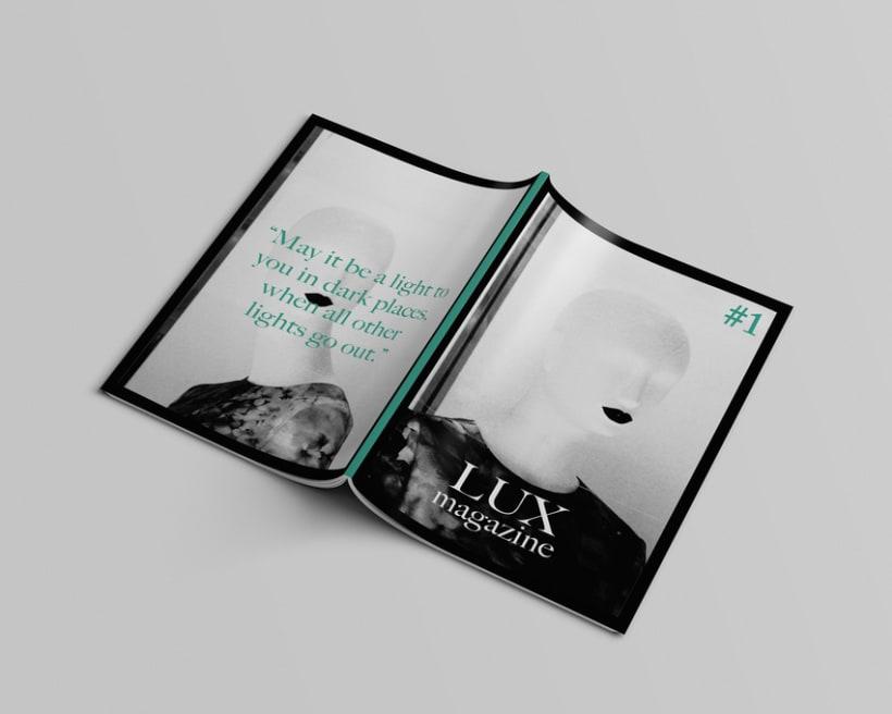 Lux Magazine 1