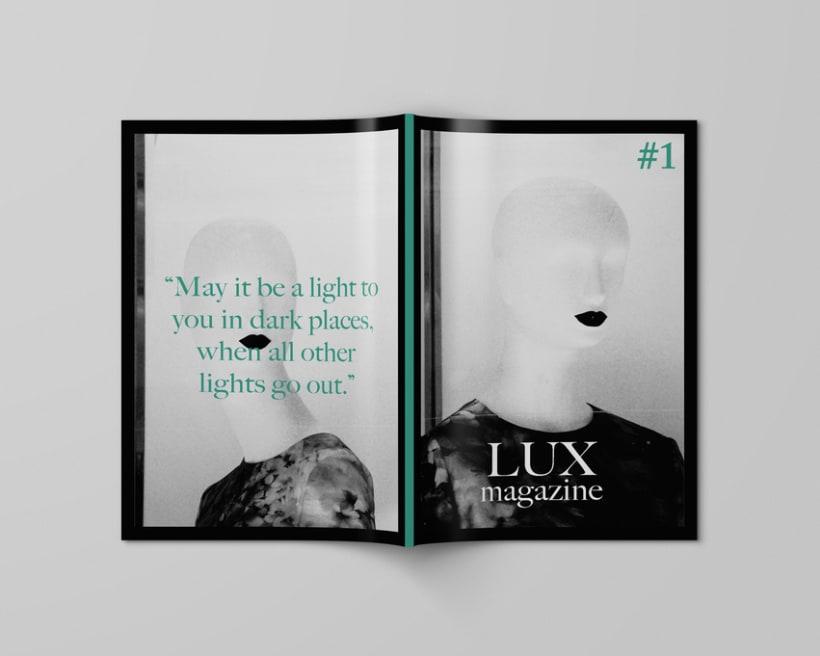 Lux Magazine 2