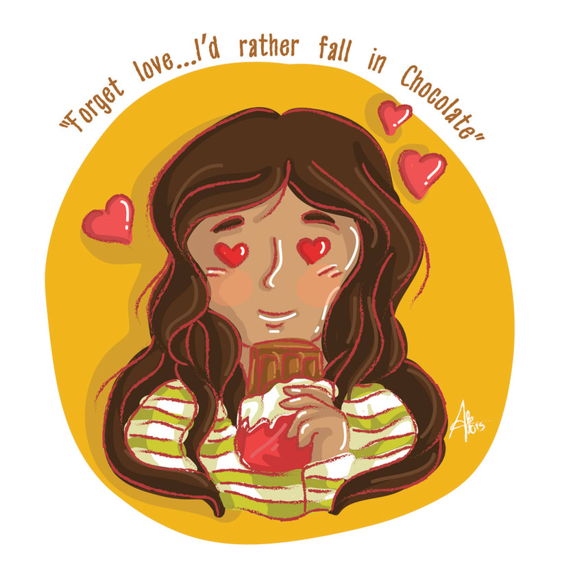 Fall in chocolate! -1