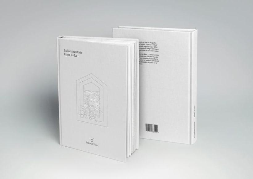 Diseño de sobrecubierta de libro 0