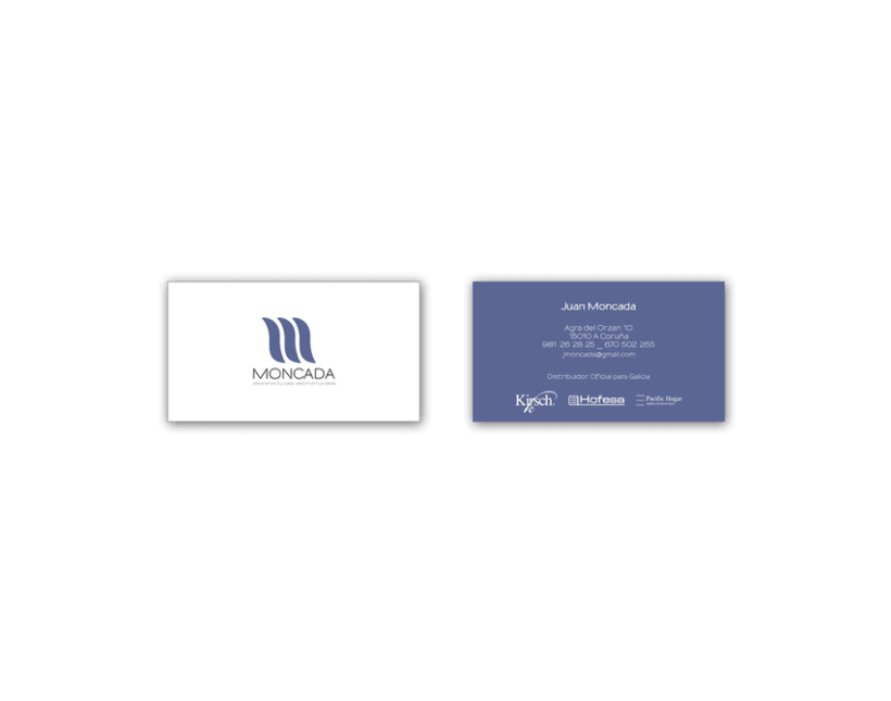 Moncada // Branding 0