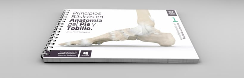 """""""Principios Básicos en Anatomía del Pie y Tobillo"""". 0"""
