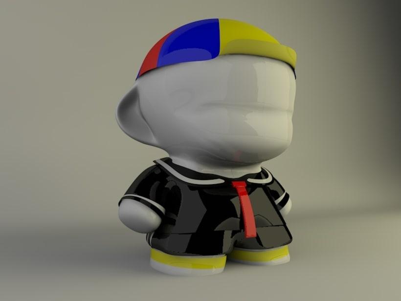 Munny 3D 2