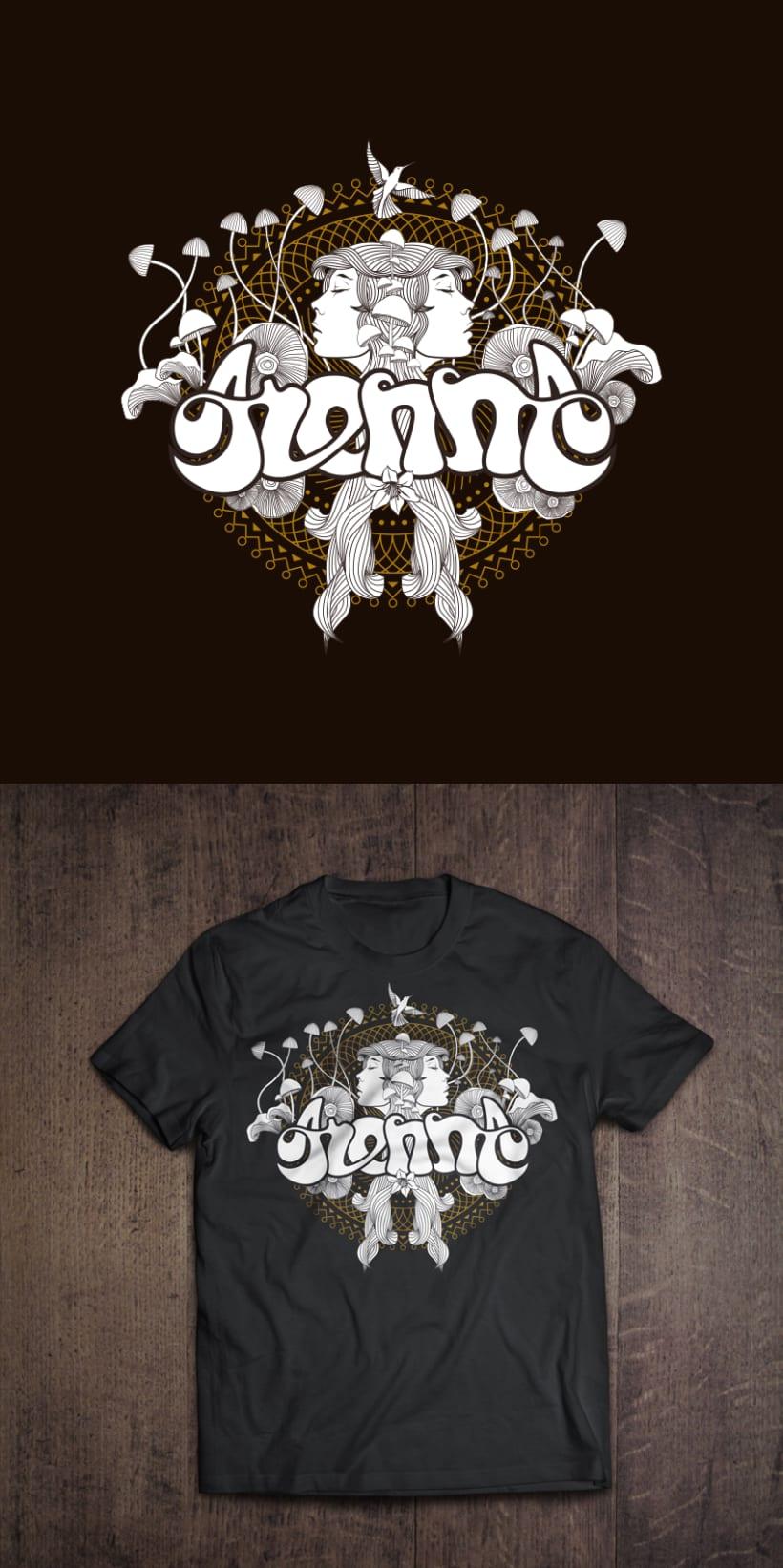 Camiseta Arenna -1
