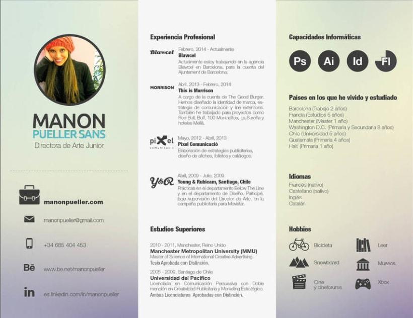 CV Manon Pueller -1