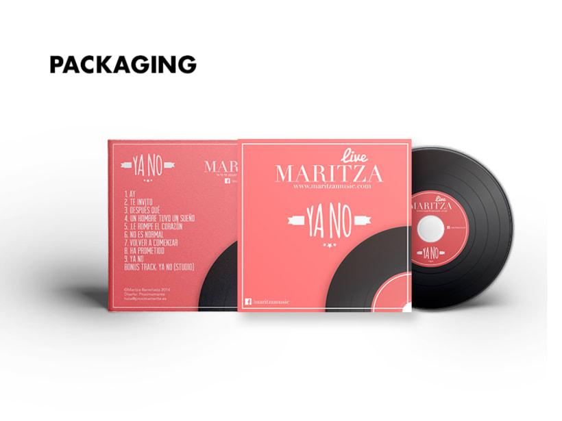 Ya No | Maritza Music -1