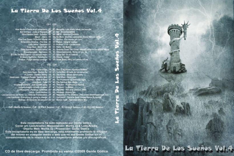 Diseño caratulas cd/dvd -1