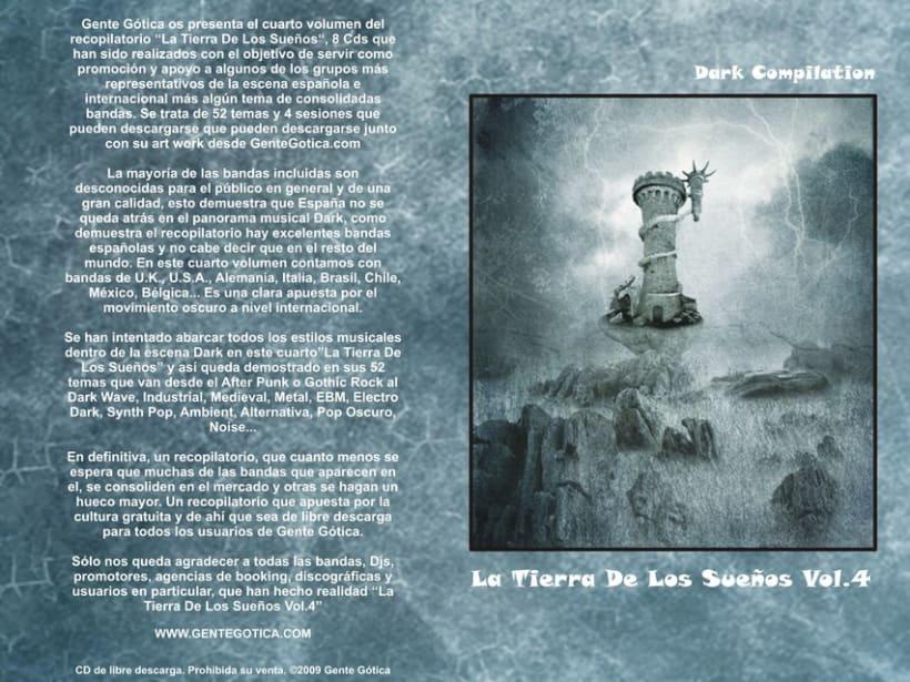 Diseño caratulas cd/dvd 3