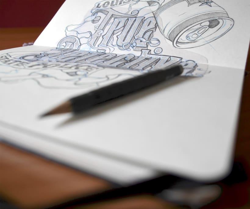 True Detective Lettering 7