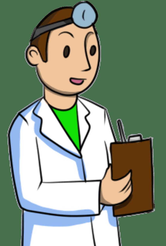 Personajes videojuego médicos 0