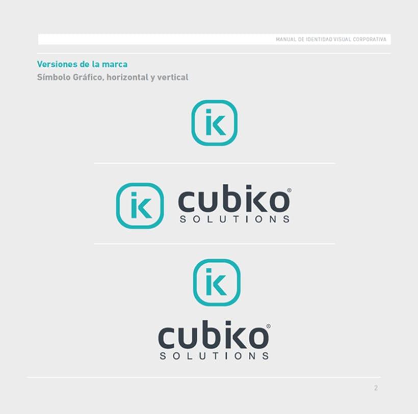 Cubiko Solutions 3
