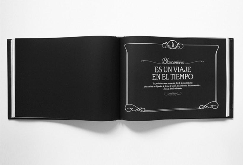 Blancanieves, El Libro de la Película 6