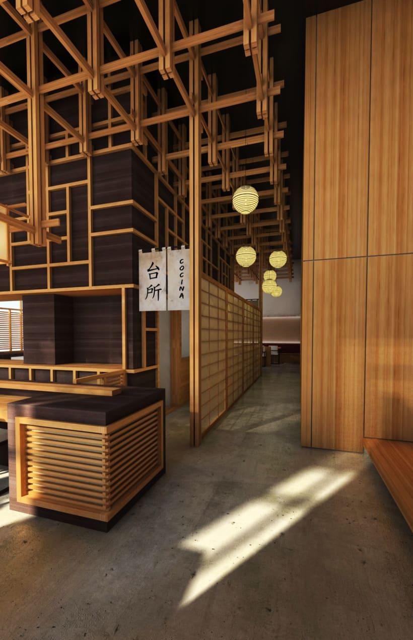 Tatami Restaurant -1