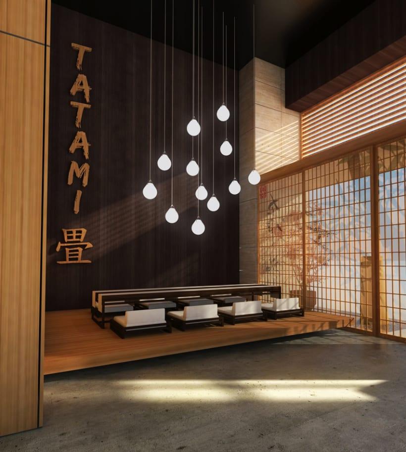 Tatami Restaurant 1