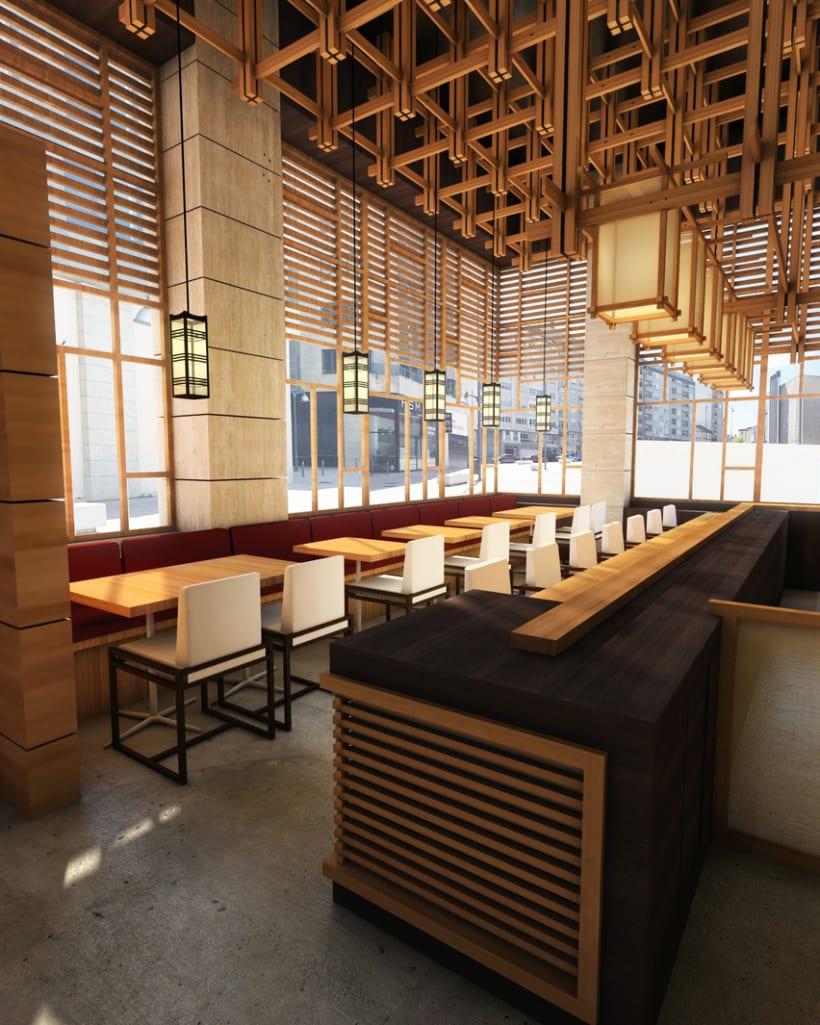 Tatami Restaurant 2