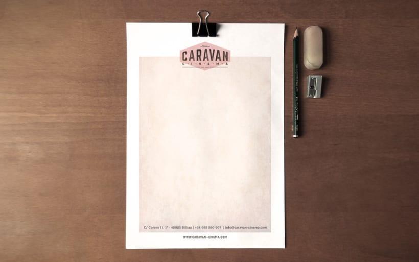Caravan Cinema 6