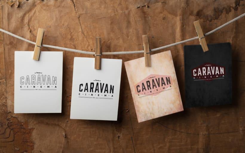 Caravan Cinema 1
