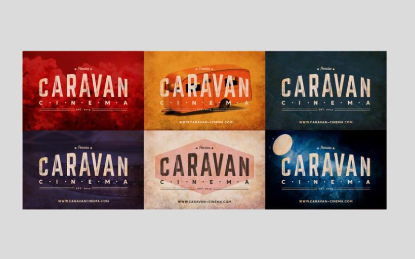 Caravan Cinema 5