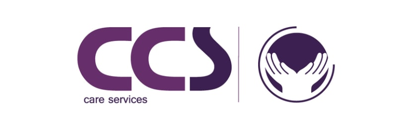 Diseño de logotipo y manual de identidad corporativa. CCS Care Serv. UK 2013 0
