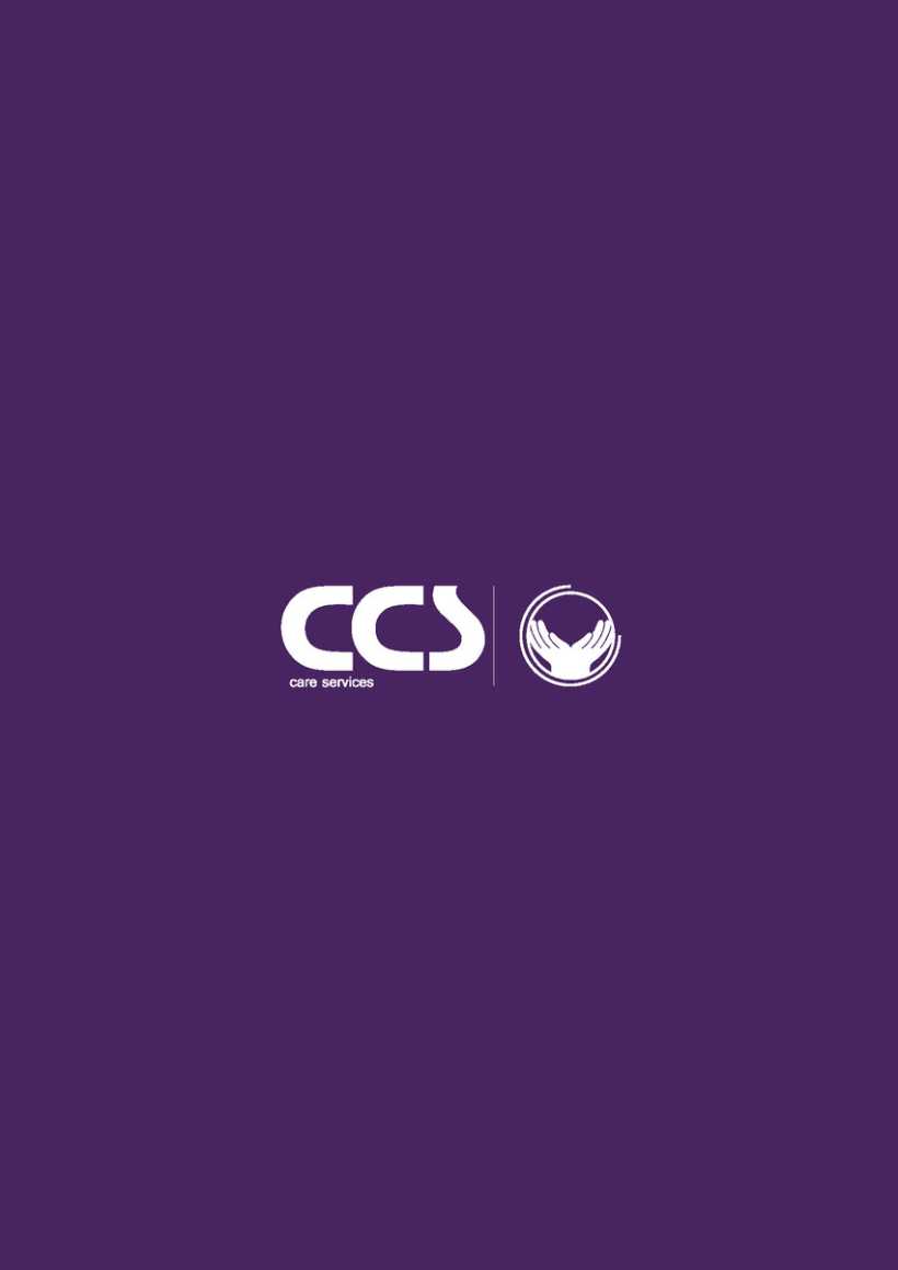 Diseño de logotipo y manual de identidad corporativa. CCS Care Serv. UK 2013 25