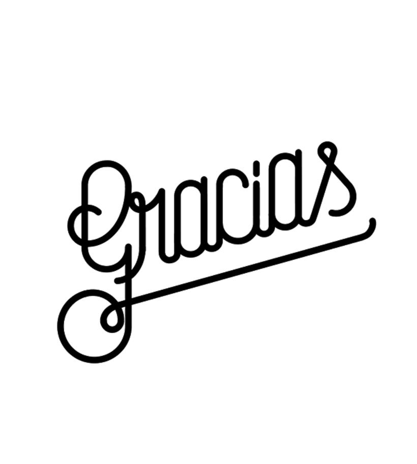 Thank You / Gracias 3