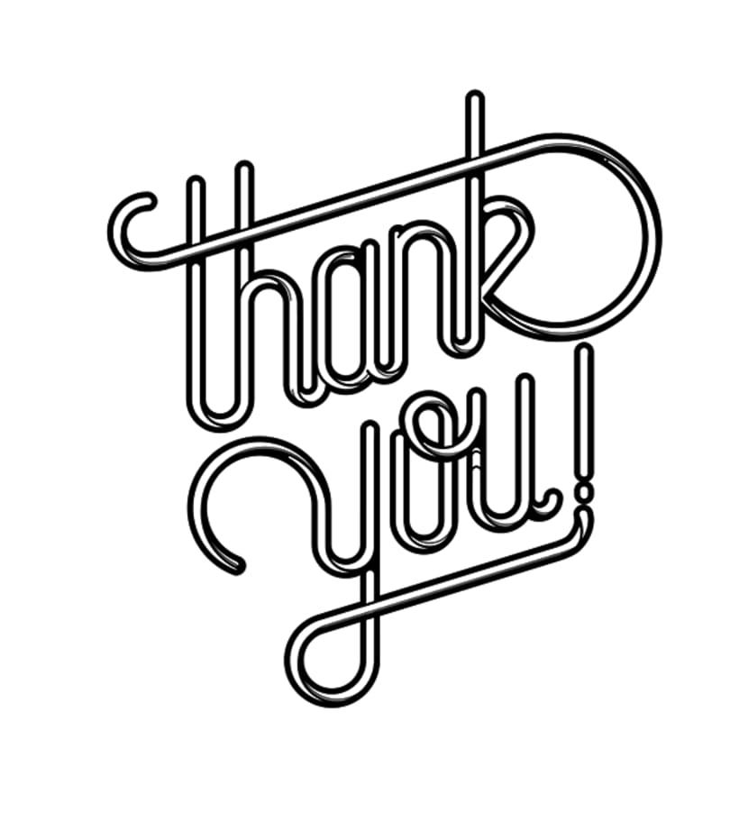 Thank You / Gracias 1