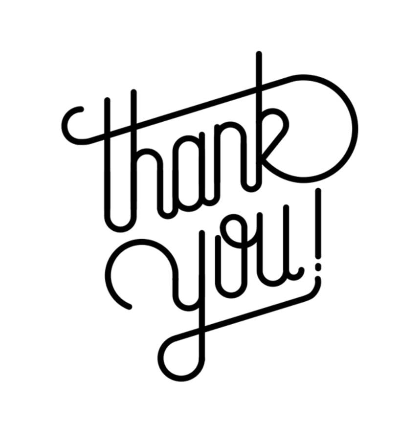 Thank You / Gracias 0