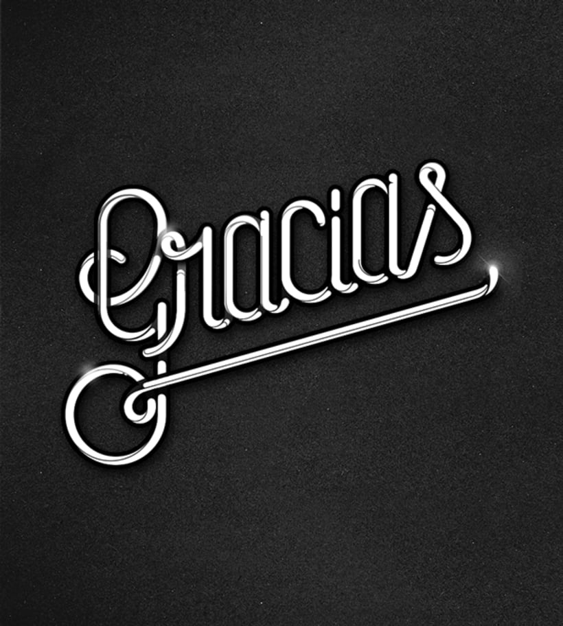 Thank You / Gracias 5
