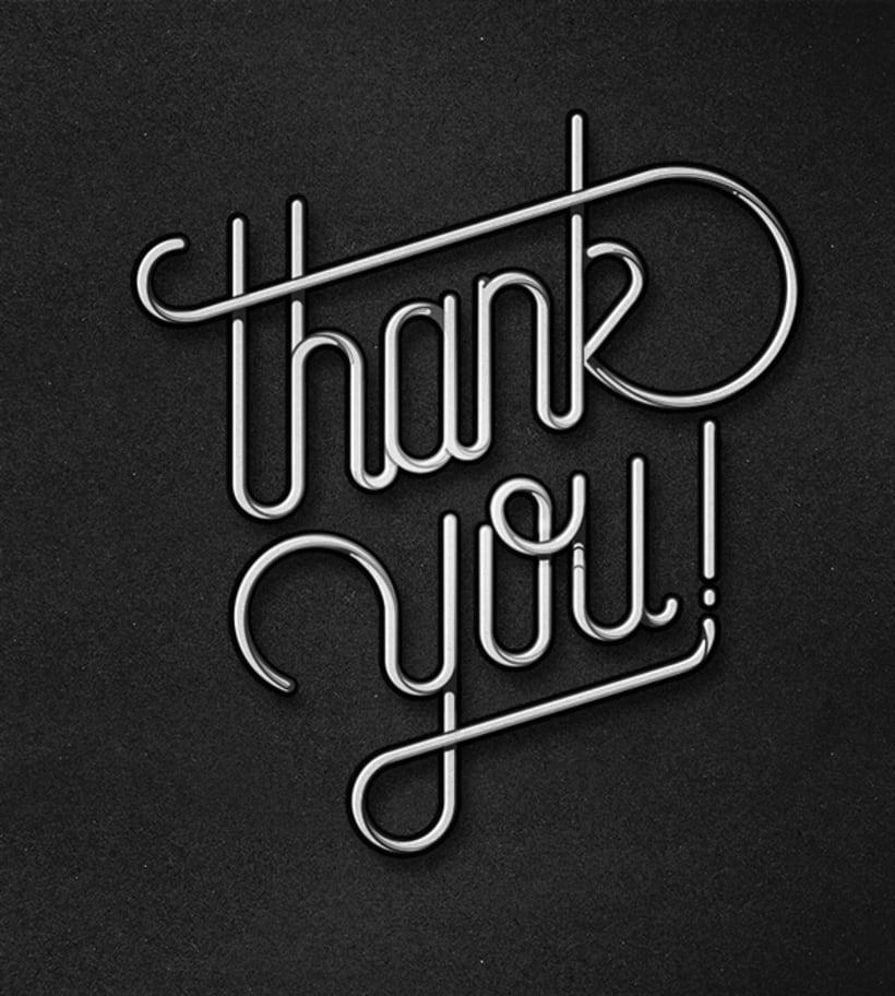 Thank You / Gracias 2