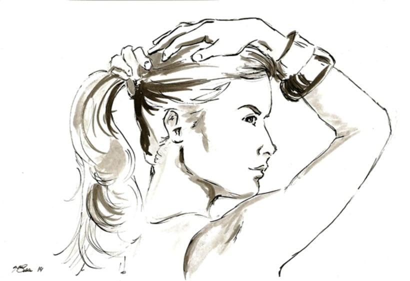Retratos - tinta 0