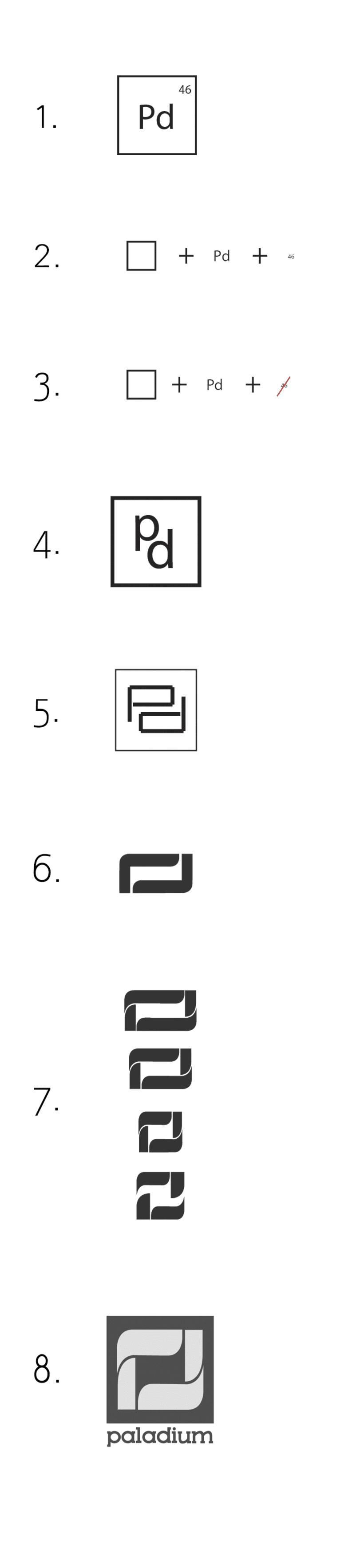 Logo para Paladium 0