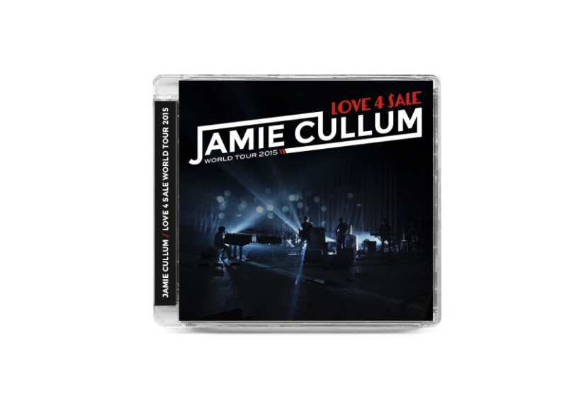 Jamie Cullum / Love 4 Sale 1