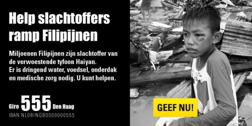 Giro555: Philippines Relief -1
