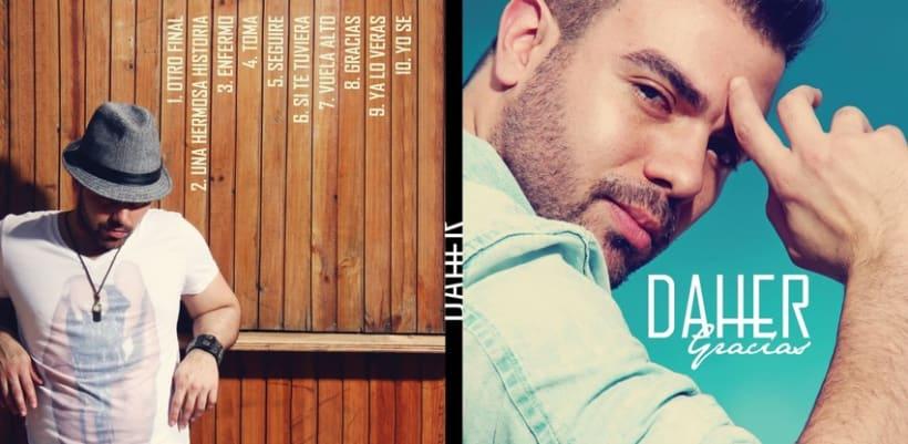 Disco Jorge Daher - Diseño de Producto  1