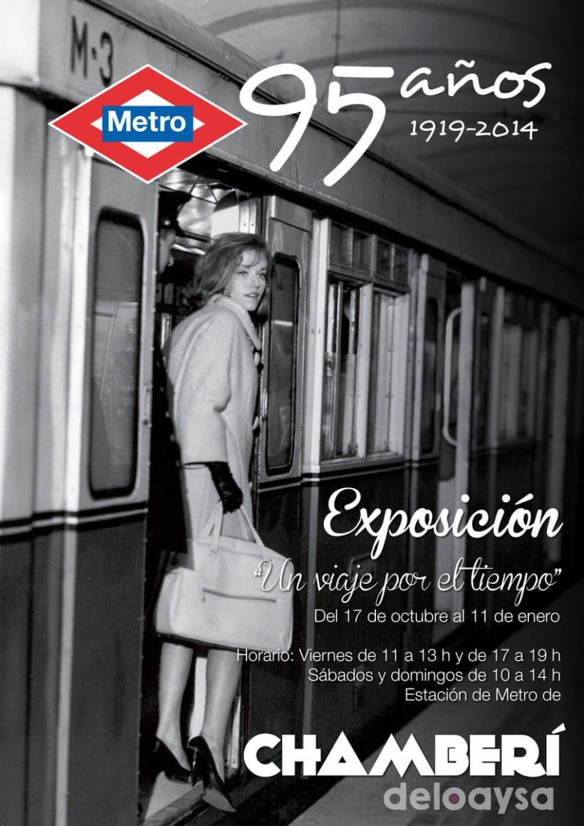 95 Aniversario Metro -1