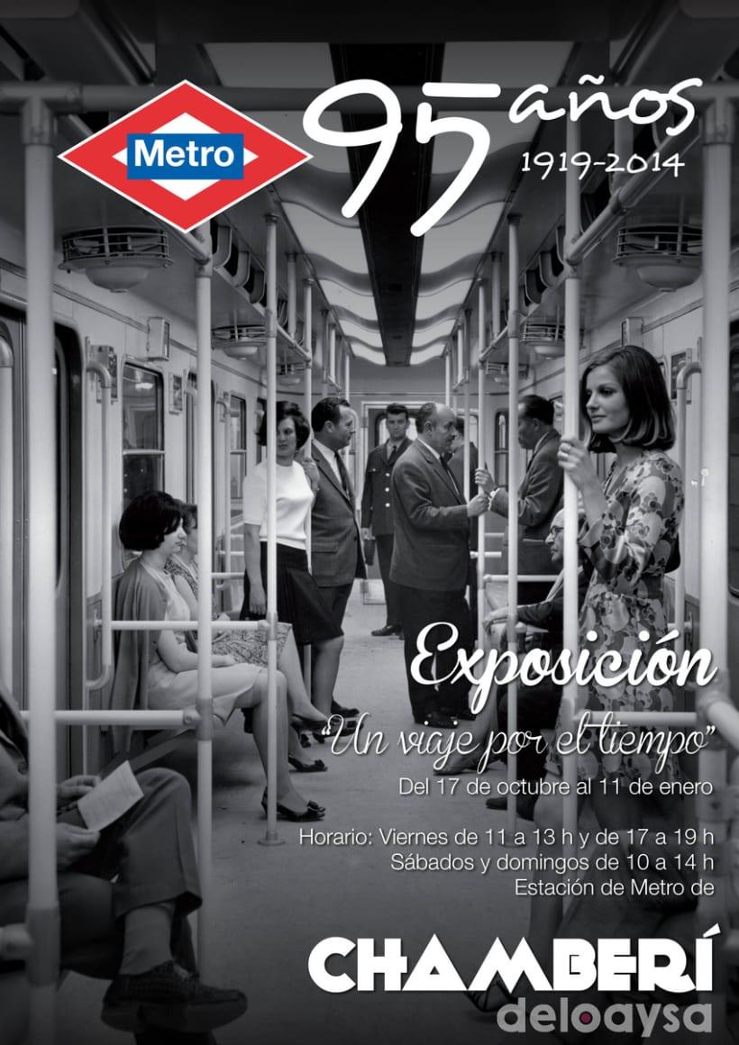 95 Aniversario Metro 0