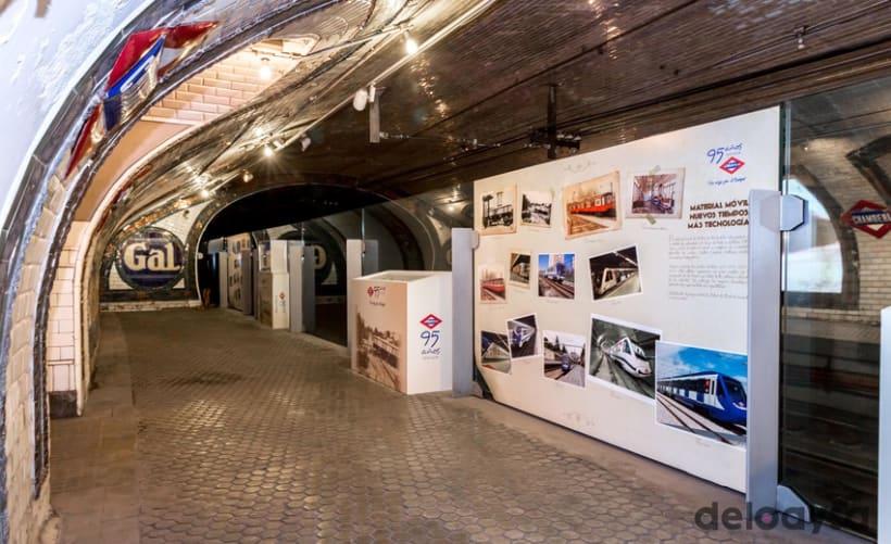 95 Aniversario Metro 1