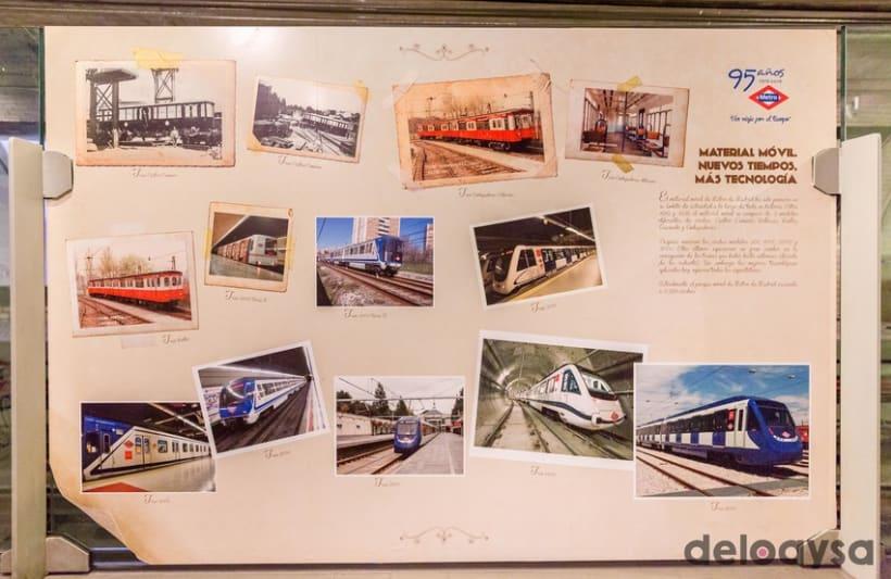 95 Aniversario Metro 2