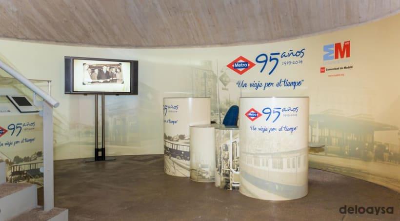 95 Aniversario Metro 3