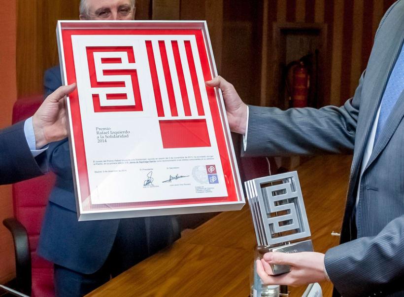 Premio Rafael Izquierdo a la Solidaridad 2